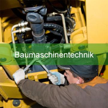 Lehre Baumaschinentechnik
