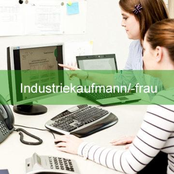 lehre Industriekaufmann