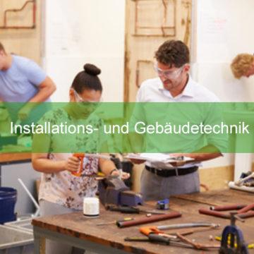 Lehre Installations-und-Gebäudetechnik-