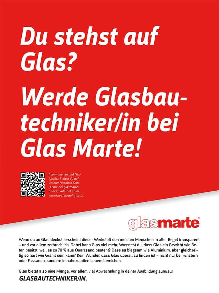 lehre24.at - Glas Marte GmbH