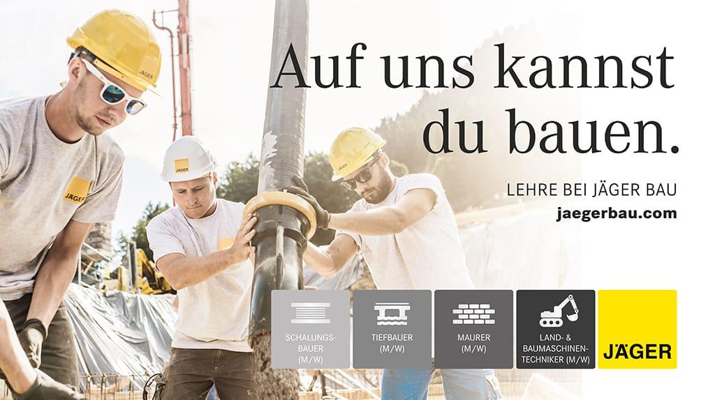 lehre24.at - Jäger Bau GmbH