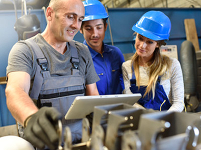 Konstrukteur/in – Stahlbautechnik